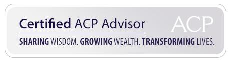 Certified ACP Advisor